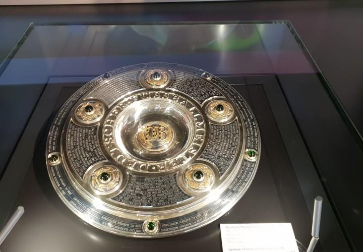 FC Bayern Erlebniswelt – Schwabing-Freimann, München Bild