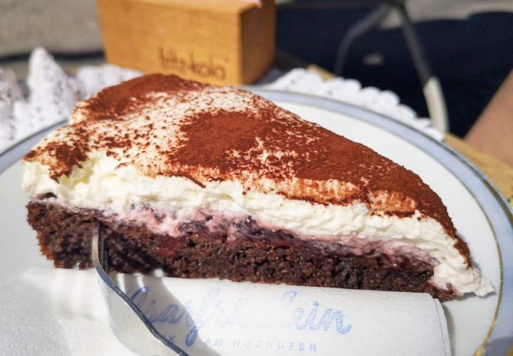 Cafe Isarfräulein, Pullach im Isartal Bild