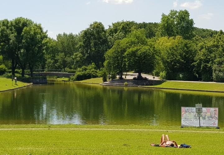 Westpark – München, Sendling-Westpark Bild
