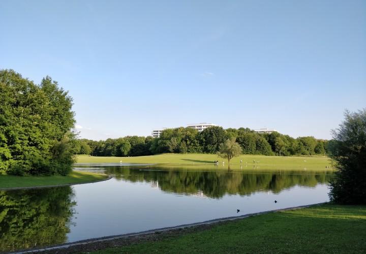 Ostpark, München Bild