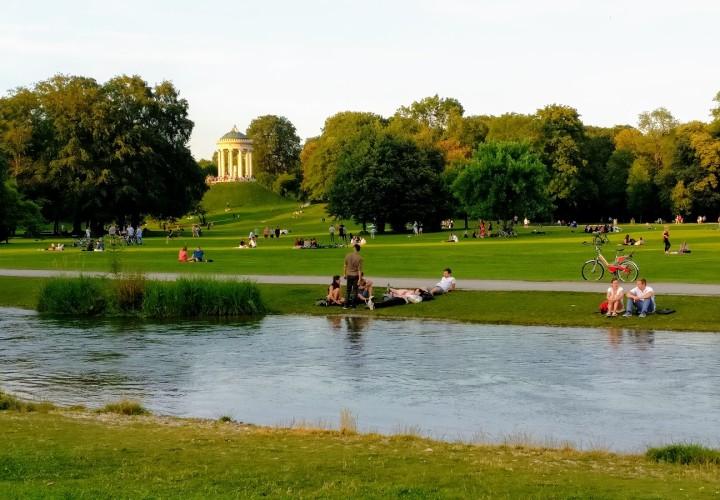 Englischer Garten, München Bild
