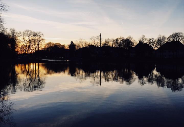 Grünwaldpark – Neuhausen-Nymphenburg, Deutschland Bild