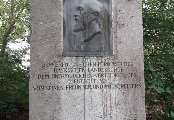 Luitpoldpark – Schwabing-West, München Bild