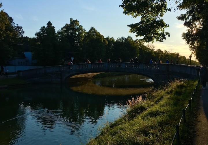 Nymphenburger Kanal – München Bild
