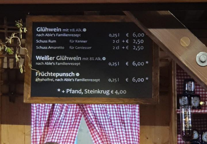 Münchner Eiszauber – Schwabing-Freimann, München Bild
