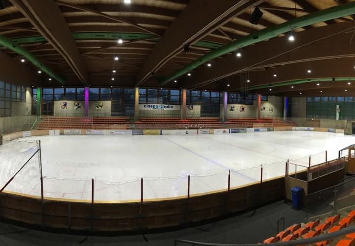 Eissporthalle (Polariom) Germering Bild