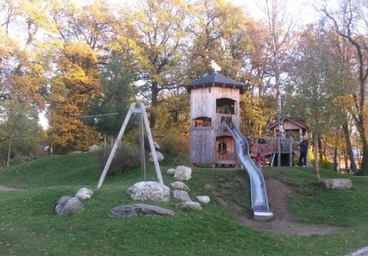 Grünwalder Freizeitpark – Grünwald, München Bild