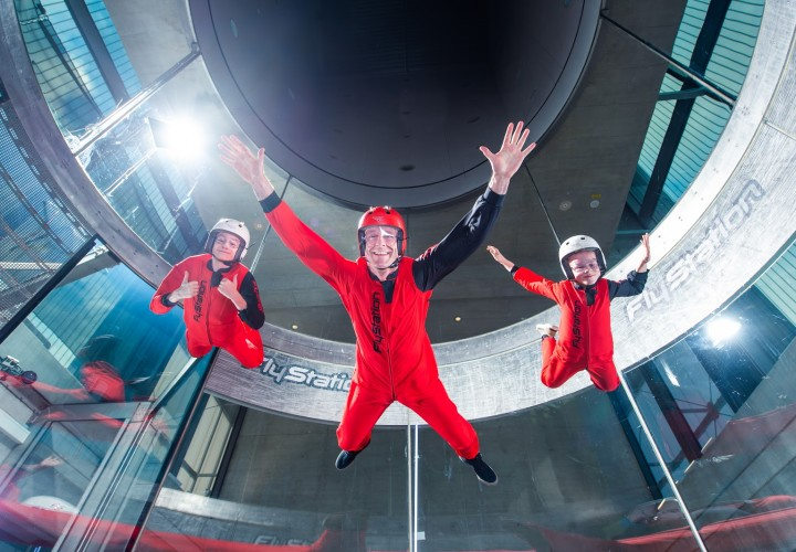 FlyStation Munich - Indoor Skydiving, Neufahrn Bild