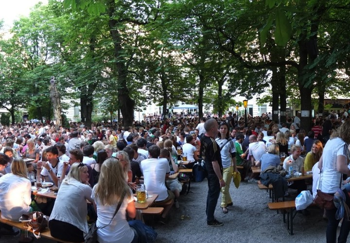 Hofbräukeller am Wiener Platz – Au-Haidhausen, München Bild
