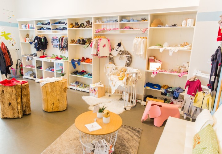 DE BAMBINI Concept Store – Schwabing-Freimann, München Bild