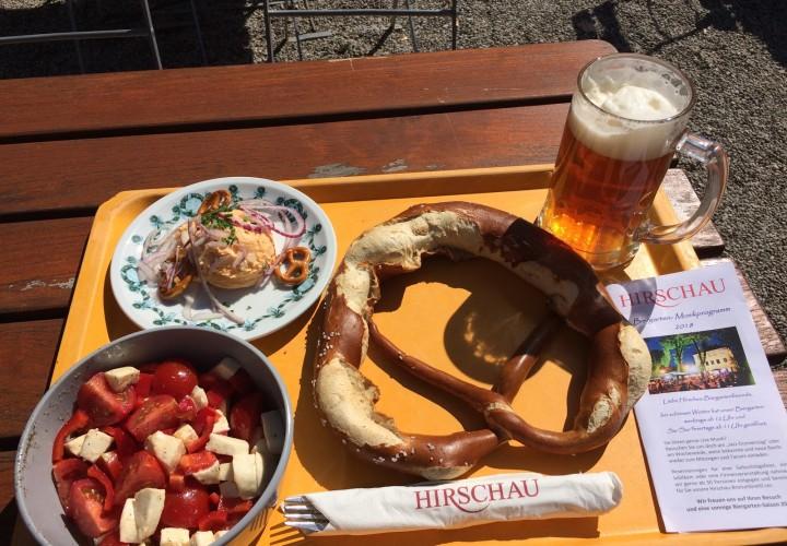 Hirschau – Schwabing-Freimann, München Bild