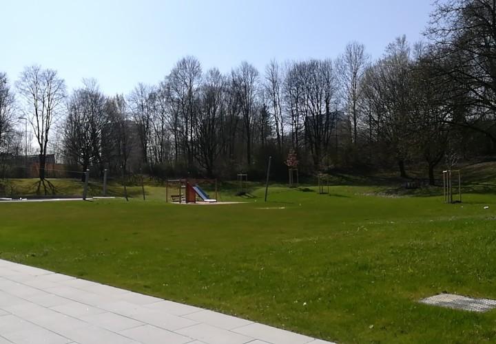 Cosimawellenbad – Bogenhausen, München Bild