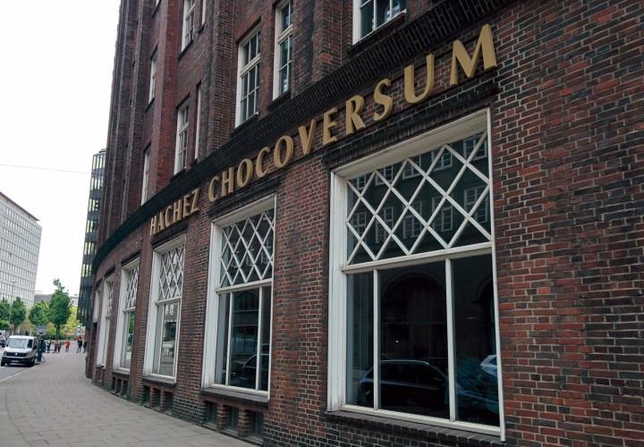 CHOCOVERSUM by Hachez Schokoladenmuseum, Hamburg Bild