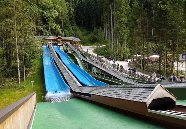 Freizeitpark Ruhpolding – Brand Bild