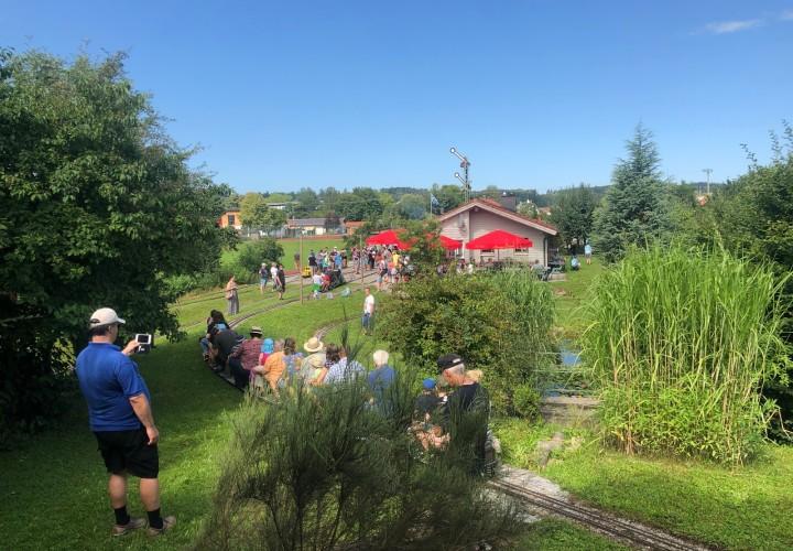 Dampfbahnclub Aßling – Aßling, Ebersberg Bild