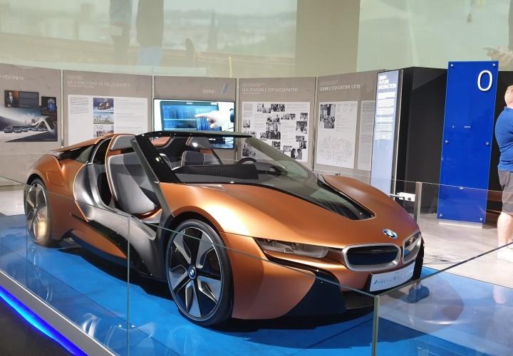 BMW Museum – München, München Bild