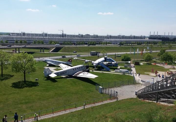 Visitors Park Munich Airport – München-Flughafen, Freising Bild