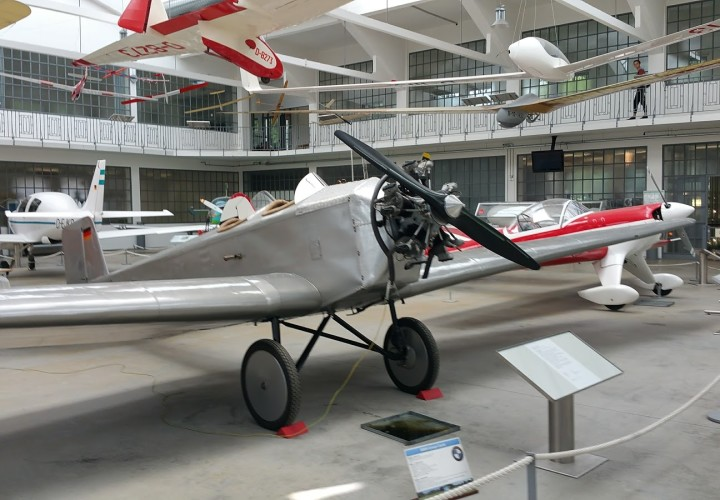 Deutsches Museum Flugwerft Schleissheim – Oberschleißheim, München Bild