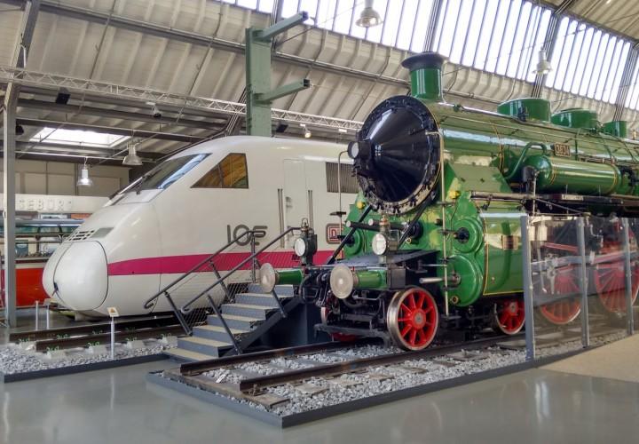 Deutsches Museum Verkehrszentrum – Schwanthalerhöhe, München Bild