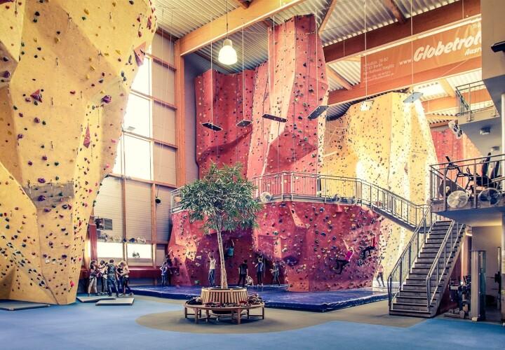 Magic Mountain Kletterhallen GmbH Bild