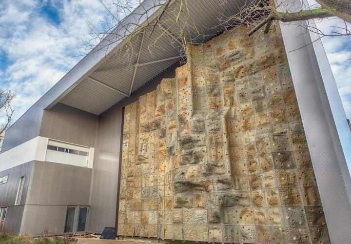 South Rock Kletterhalle Bild