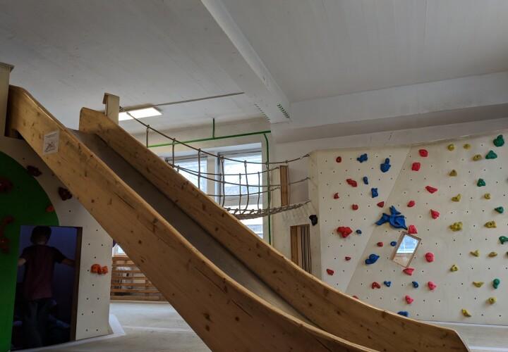 Südbloc Boulderhalle – Großbeerenstraße, Bezirk Tempelhof-Schöneberg Bild
