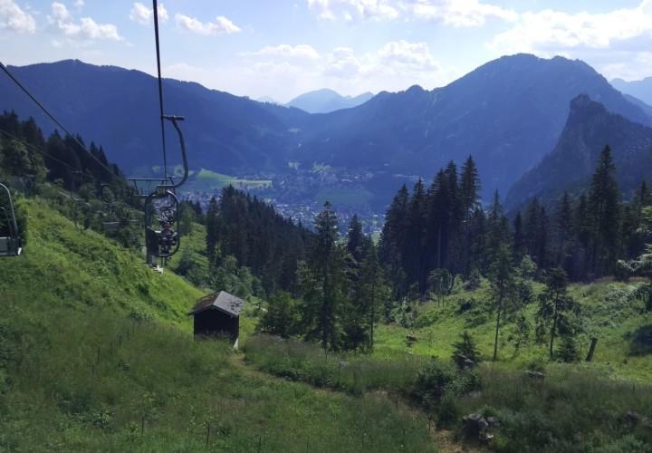 Alpine Coaster – Garmisch-Partenkirchen, Oberbayern Bild