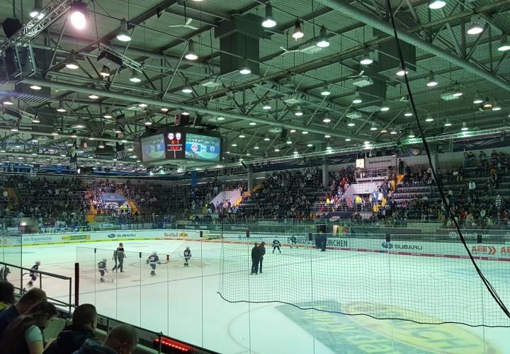 Olympia Eishalle – Spiridon-Louis-Ring, Milbertshofen-Am Hart Bild