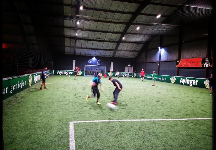 Soccerworld München – Moosach Bild