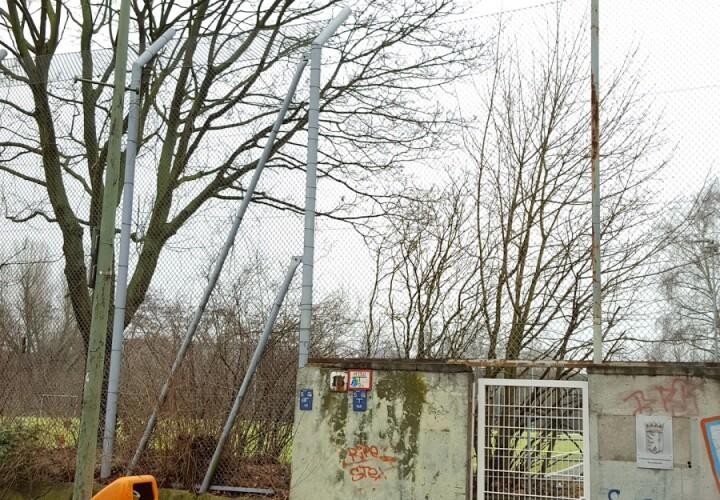 Sportplatz Eisackstr. Bild
