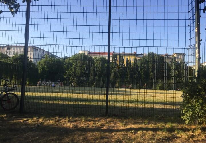 Sportplatz Wiener Straße Bild