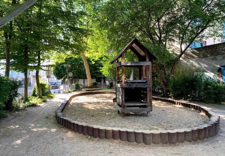 Spielplatz Kartäuserwall Bild