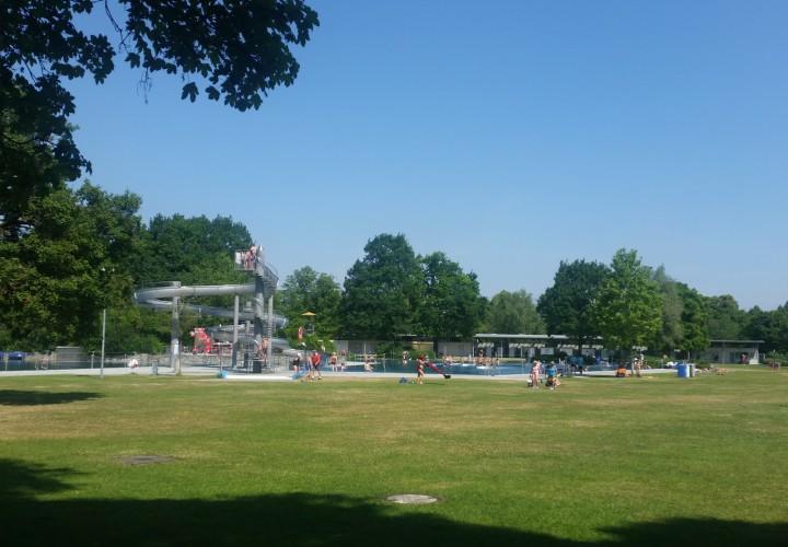 Westbad – Pasing-Obermenzing, München Bild
