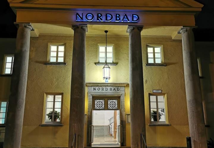 Nordbad – Schwabing-West, München Bild