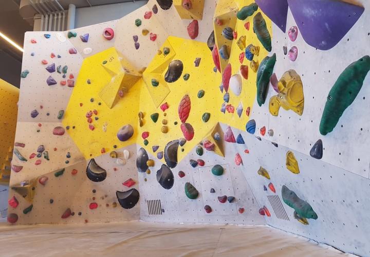 DAV Kletter- und Boulderzentrum München-Nord – Schwabing-Freimann Bild