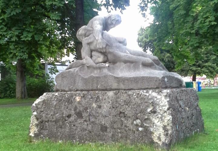 Dantebad – Neuhausen-Nymphenburg, München Bild
