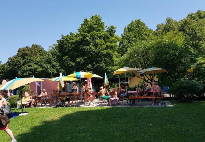 Bad Georgenschwaige – Schwabing-West, München Bild
