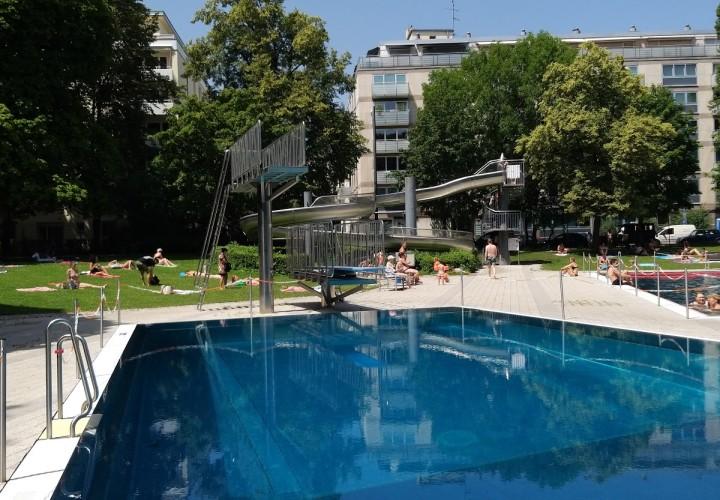 Prinzregentenbad – Bogenhausen, München Bild