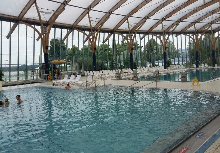 Prienavera - Swimming pool - Sauna - lido – Prien am Chiemsee, Rosenheim Bild