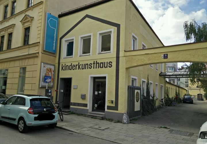 Kinderkunsthaus München – Schwabing-West Bild
