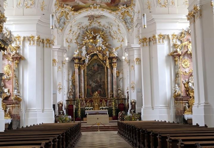 Kloster Schäftlarn Bild