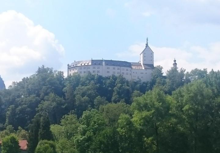 Schloss Hohenaschau – Aschau im Chiemgau, Rosenheim Bild