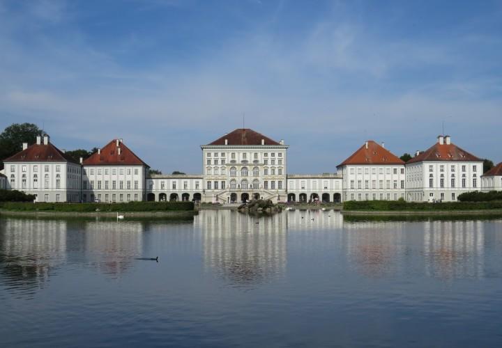 Schloss Nymphenburg – Neuhausen-Nymphenburg, München Bild
