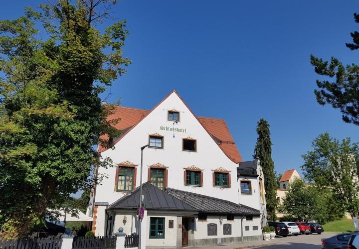 Burg Grünwald – Grünwald bei München, München Bild