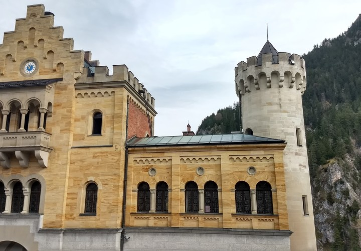 Schloss Neuschwanstein – Schwangau, Ostallgäu Bild