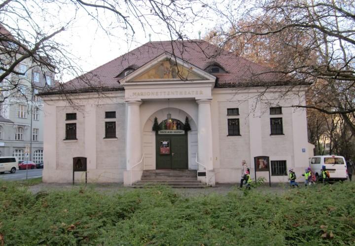 Münchner Marionettentheater – Altstadt-Lehel, München Bild